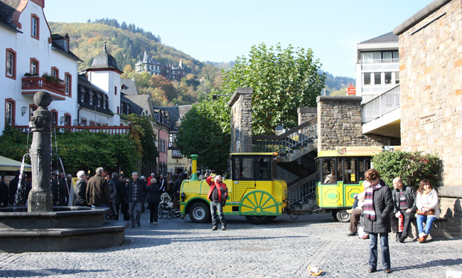 Moselpromenade in Cochem